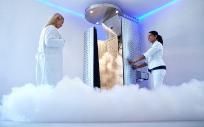 Séance de Cryothérapie